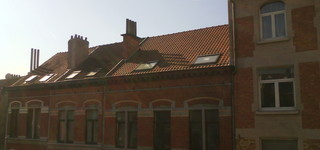 Toiture ali - Belgique - Bardage